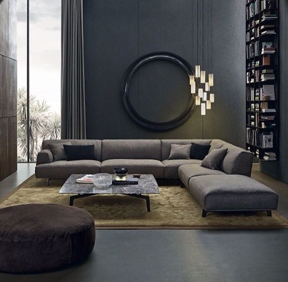 Elegant Living Room Decor You Can Try 13