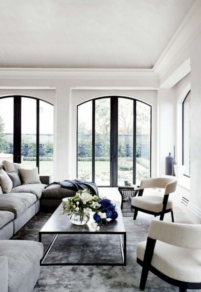 Elegant Living Room Decor You Can Try 26