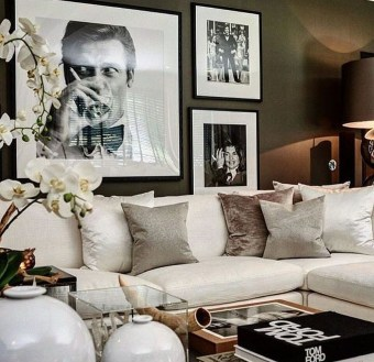 Elegant Living Room Decor You Can Try 30