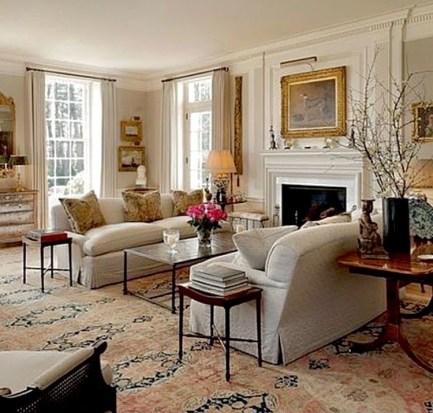 Elegant Living Room Decor You Can Try 34