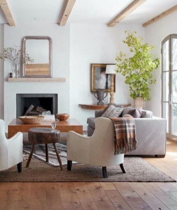 Elegant Living Room Decor You Can Try 35