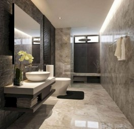 Elegant Modern Bathroom Design For Luxury Style 20
