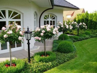 Fabulous Front Yard And Backyard Landscaping Ideas 28