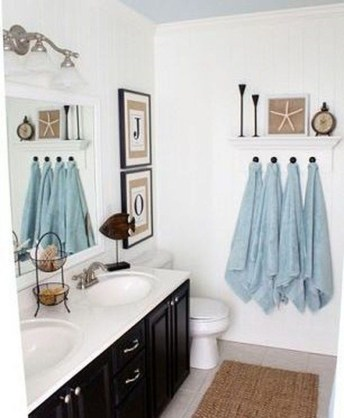 Guest Bathroom Makeover Ideas You Must Have 17