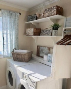 Incredible Storage Ideas For Your Small Laundry Room 02