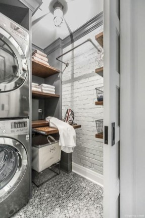 Incredible Storage Ideas For Your Small Laundry Room 24