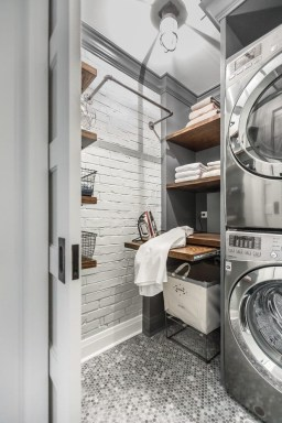 Incredible Storage Ideas For Your Small Laundry Room 32