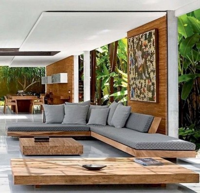Inspiring Modern Living Room Decor For Your House 16