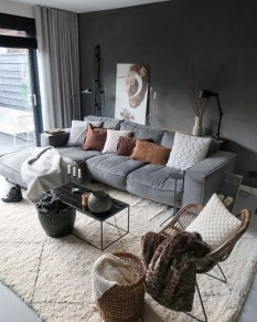 Inspiring Modern Living Room Decor For Your House 25