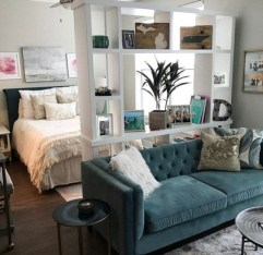 Lovely Modern Apartment Decoration For Couple 22