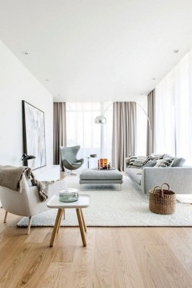 Lovely Modern Apartment Decoration For Couple 26