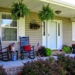 Magical Spring Porch Decor You Must Have 14