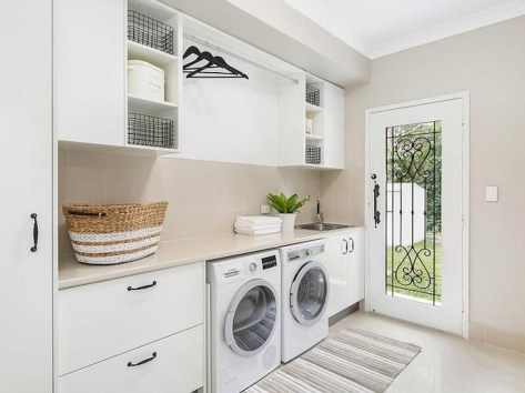 Most Inspirational For Your Laundry Room Decor This Year 16