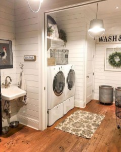 Most Inspirational For Your Laundry Room Decor This Year 29