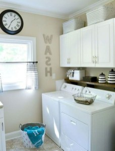 Most Inspirational For Your Laundry Room Decor This Year 30