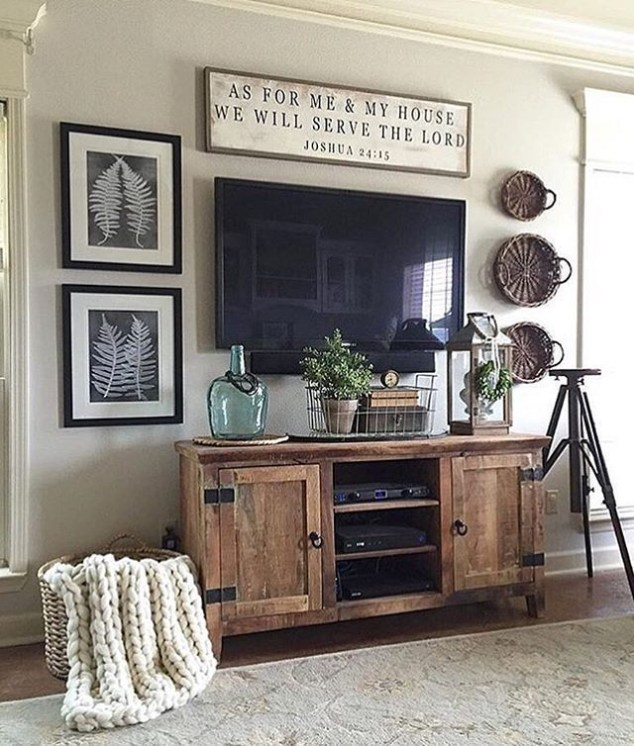 Perfect Ideas Farmhouse Decor For Your Room 34