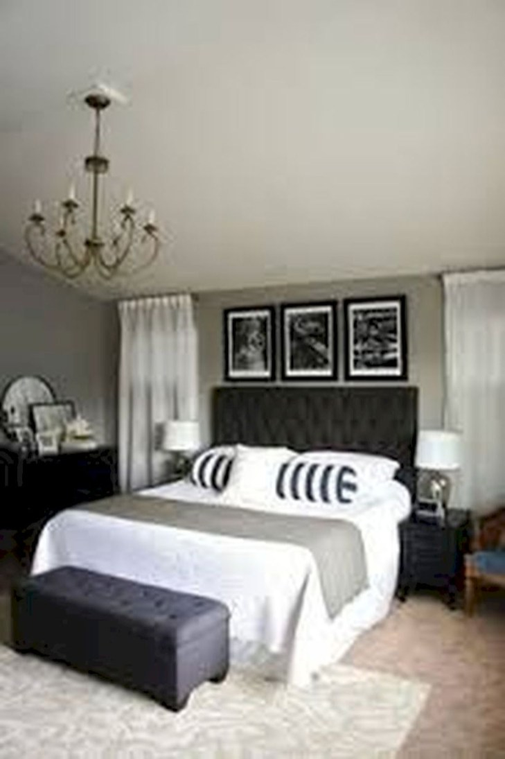 Stylish Bedroom Design Ideas For American Style Houses 01