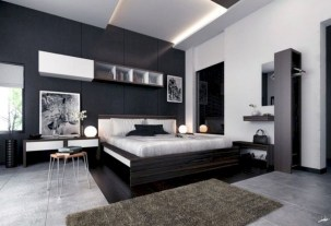Stylish Bedroom Design Ideas For American Style Houses 02