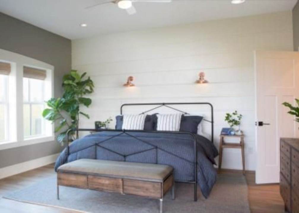 Stylish Bedroom Design Ideas For American Style Houses 04
