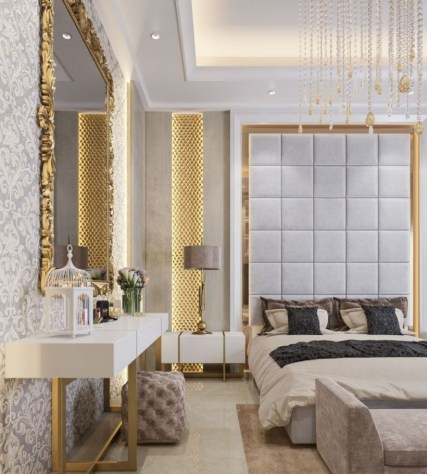 Stylish Bedroom Design Ideas For American Style Houses 09