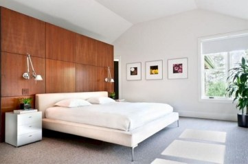 Stylish Bedroom Design Ideas For American Style Houses 17