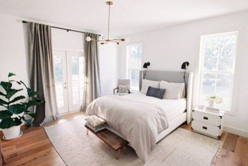 Stylish Bedroom Design Ideas For American Style Houses 18