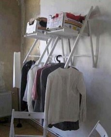 Unique Hanger For Decorating Your Wardrobe 33