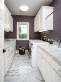 Ways To Make Small Laundry Room To Look Big Space 20