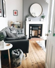 Amazing Small Living Room Decor Idea For Your First Apartment 03