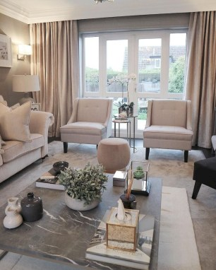 Amazing Small Living Room Decor Idea For Your First Apartment 30