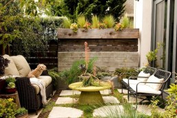 Fabulous Small Area You Can Build In Your Garden 04