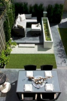Garden Decor Modern And Glamorous For A Big House 31