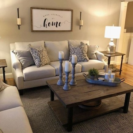 Lovely Rustic Apartment Decor Ideas Try For You 01
