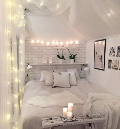 Romantic Master Bedroom Décor Ideas On A Budget 21