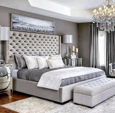Romantic Master Bedroom Décor Ideas On A Budget 25
