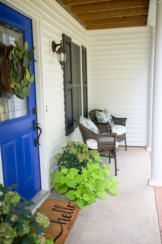 Awesome Summer Porch Decoration Ideas 06