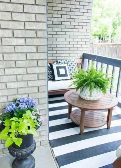 Awesome Summer Porch Decoration Ideas 10