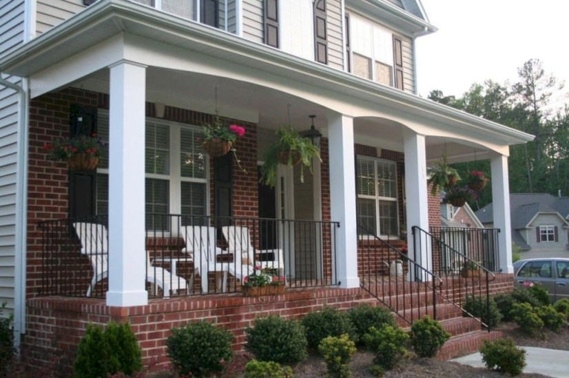 Awesome Summer Porch Decoration Ideas 14