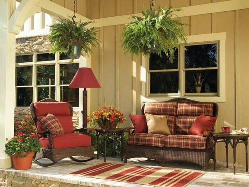Awesome Summer Porch Decoration Ideas 18