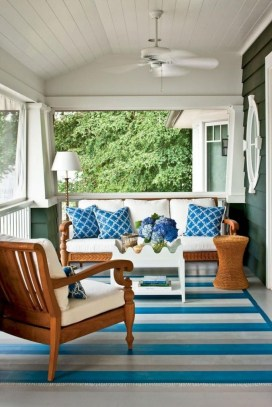 Awesome Summer Porch Decoration Ideas 33