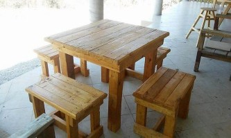 Cheap Wood Pallet Ideas That You Should Try At Home 39