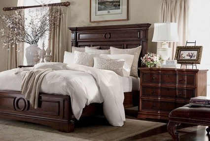 Elegant Furniture Idea For Master Bedroom 04