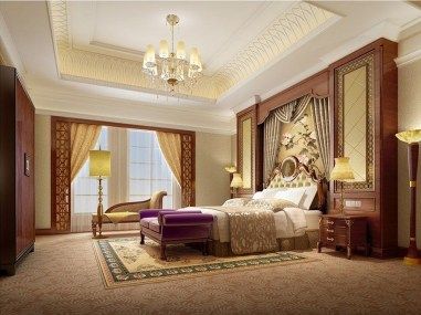 Elegant Furniture Idea For Master Bedroom 05