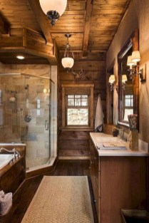 Gorgeous Small Master Bathroom Remodel Ideas 03