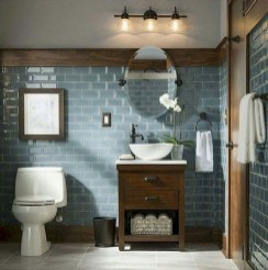 Gorgeous Small Master Bathroom Remodel Ideas 17