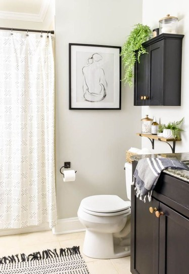 Industrial Farmhouse Bathroom Reveal 28