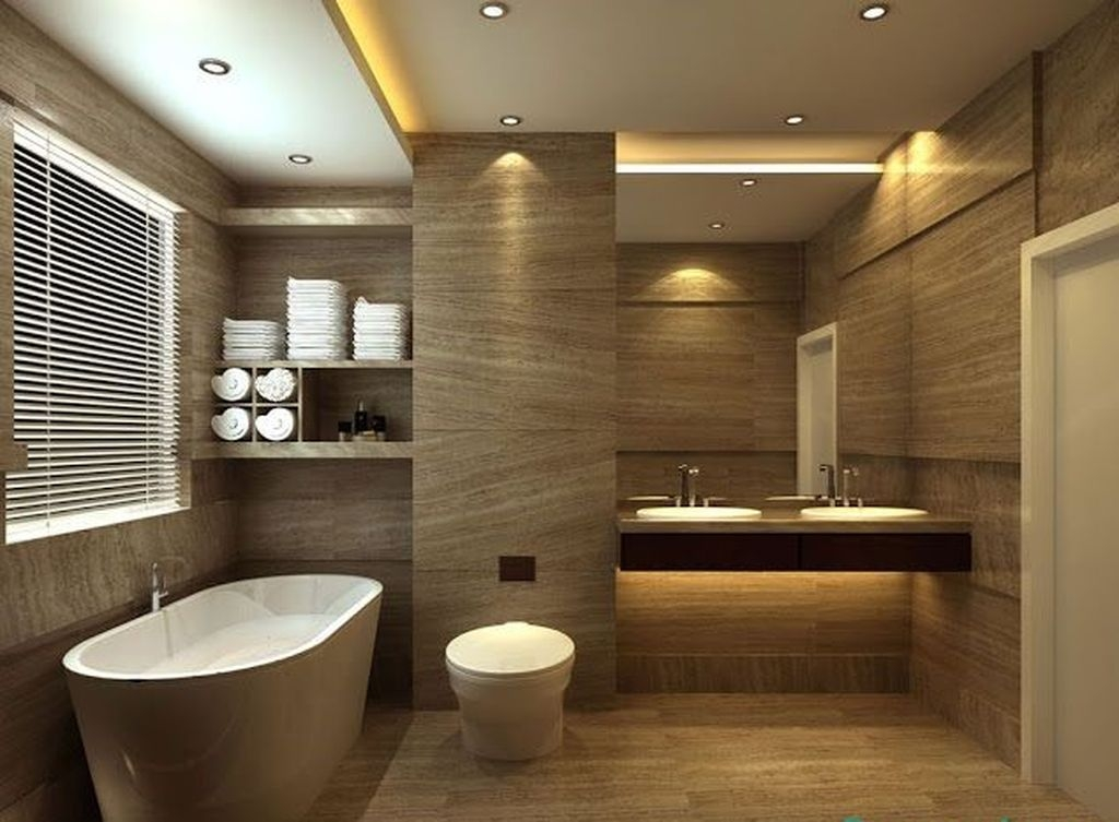 Most Popular And Amazing Bathroom Design Ideas For 2019 01