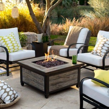 Amazing DIY Fire Pit Idea For Cold Day 05