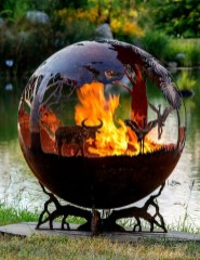 Amazing DIY Fire Pit Idea For Cold Day 12