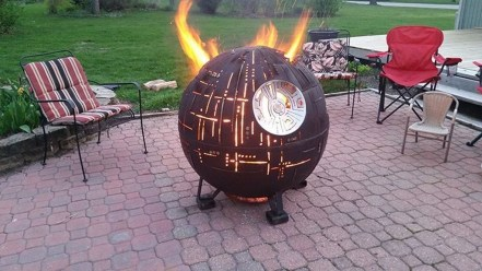 Amazing DIY Fire Pit Idea For Cold Day 38